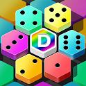 Dominoes! Merge - Hexa Puzzle icon