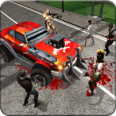 Dead City: Car Shooting Zombies