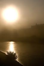 Photo: Foggy morning