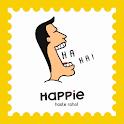 Happie- Jokes, Funny Jokes App icon