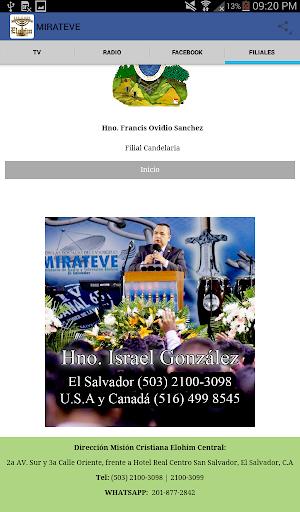 Descargar Mision Cristiana Elohim Google Play Softwares