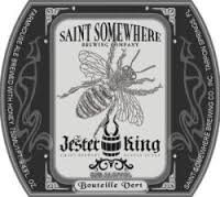 Logo of Saint Somewhere Jester King Bouteille Vert