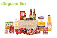 Angebot für Degustabox im Supermarkt - Degustabox