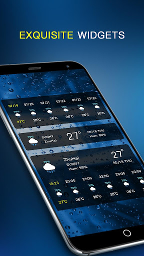 Local Weather Forecast  Wallpaper 6