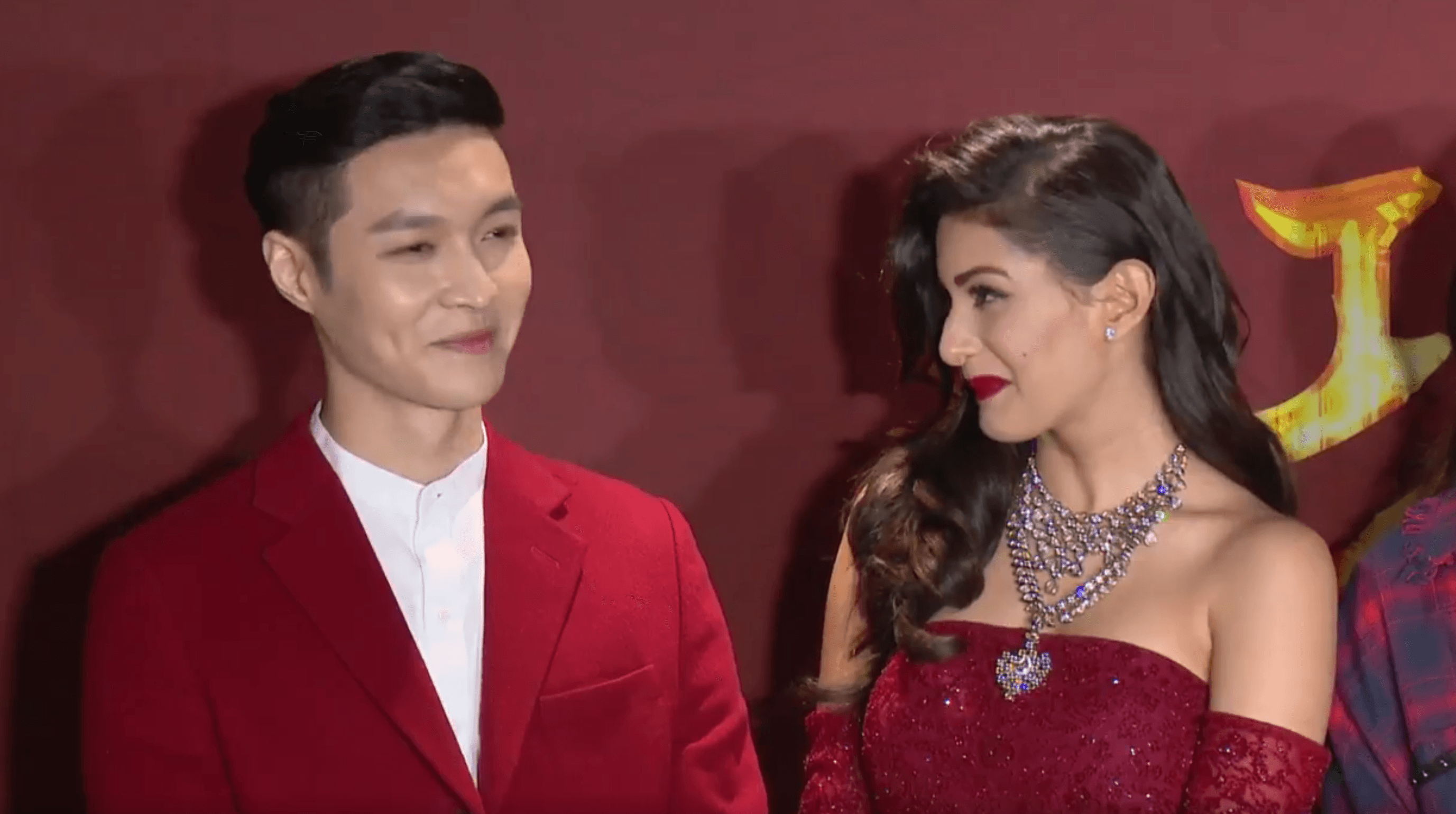 Exo lay gets extremely shy when gorgeous bollywood actress checks exo lay gets extremely shy when gorgeous bollywood actress checks him out koreaboo stopboris Images