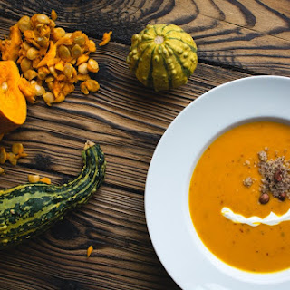 Pumpkin And Garlic Soup Recipes