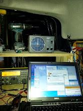 Photo: K3 w/ 144 MHz transverter