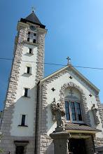 Photo: Kościół Cyryla i Metodego w Terchovej.