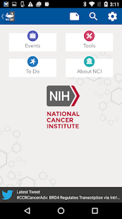 NCI@NIH Summer Internship Prgm- screenshot thumbnail