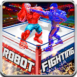 Real Robot Ring Boxing 2017 Icon