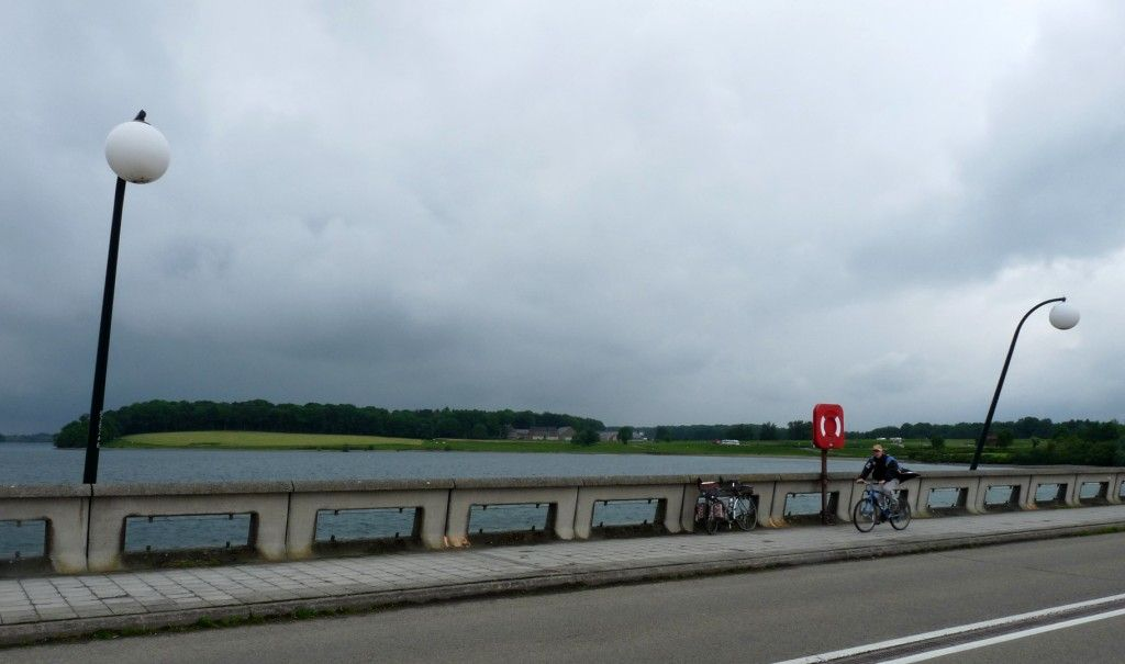 Photo: Le Barrage de la Plate-Taille