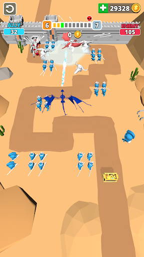 tiny battle screenshot 2