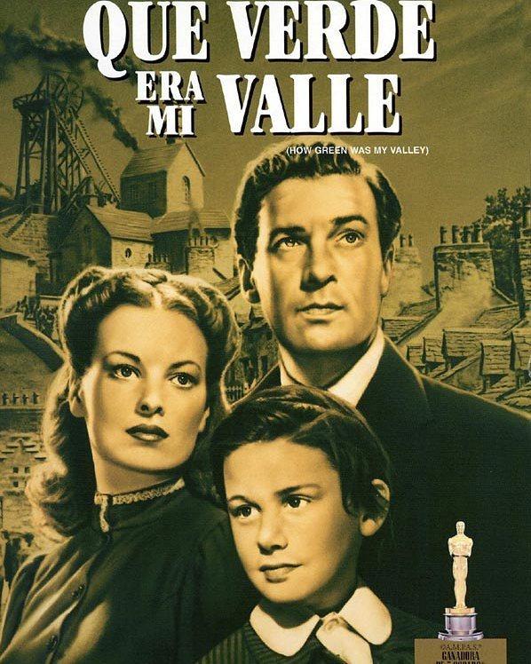 Qué verde era mi valle (1941, John Ford)