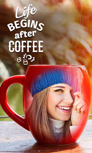 Coffee Mug Photo Frames 1.0.7 screenshots 8