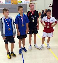 Photo: Simple Hommes Benjamins Médaille d'Or: Kosma Kuczkowski