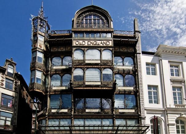 Old England Building