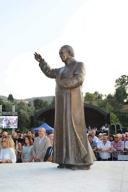 Vice-Presidente de Lamego em homenagem a D. António