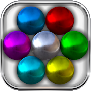 Magnet Balls: Match-Three Physics Puzzle