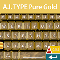 A. I. Type Pure Gold icon