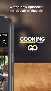 Cooking Channel GO - Apps on Google Play