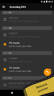 tinyCam Monitor FREE - عارض كاميرا IP