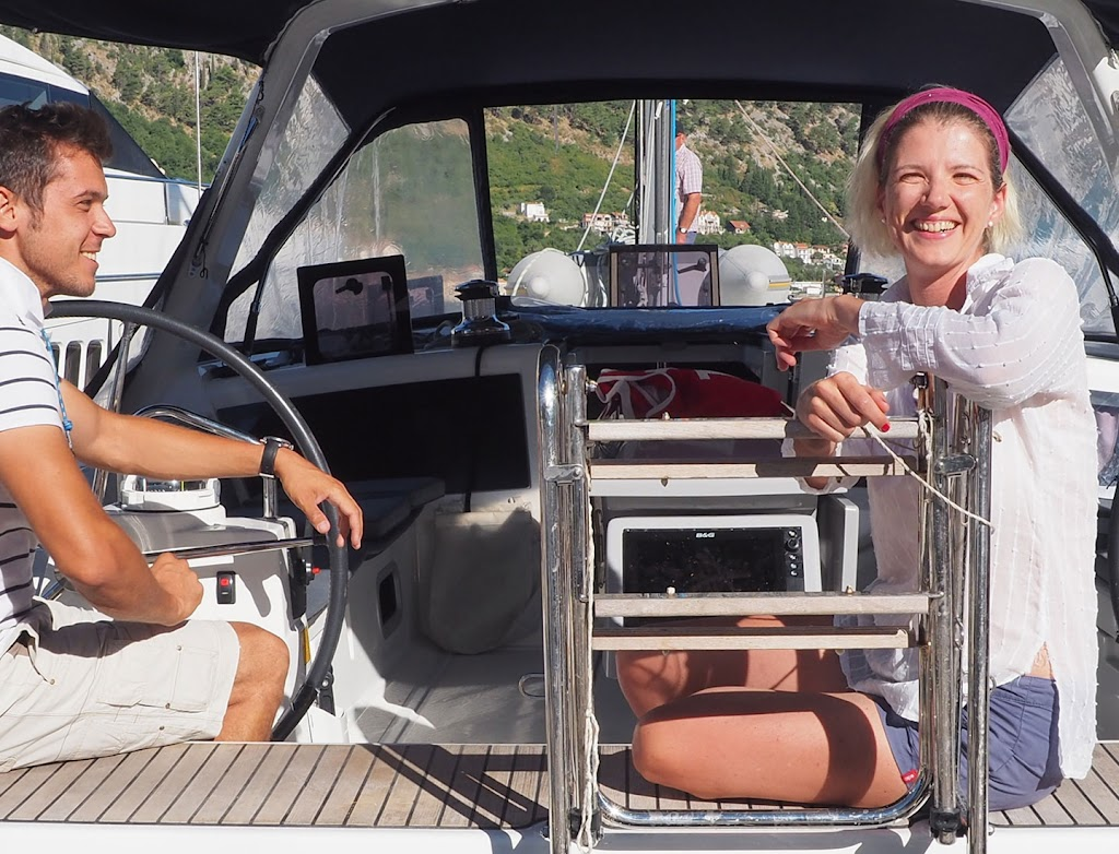 kotor montnegro croatia yacht rally