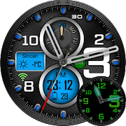 H108 Hybrid Watch Face For WatchMaker Users