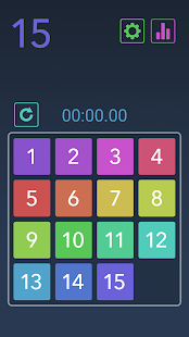 Fifteen Puzzle Game- screenshot thumbnail