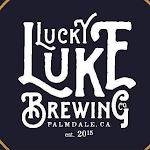 Logo of Lucky Luke Millwright Oatmeal Stout On Nitro