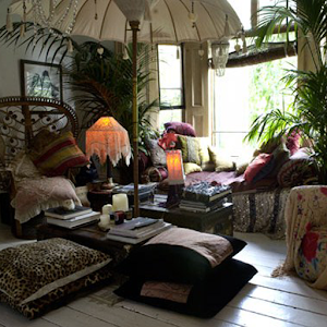 gypsy bohemian home decor - Bohemian Home Decor