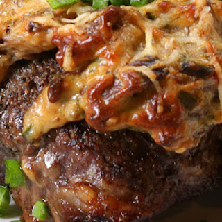 2. Hasselback Steak