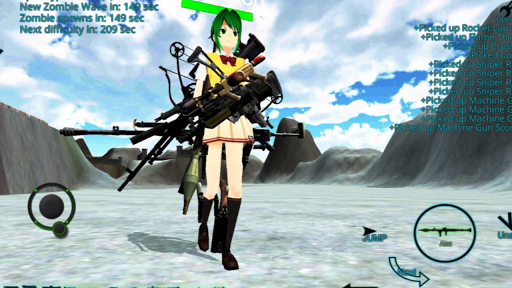 JP High School Girl Survival Simulator Multiplayer 78 screenshots 17