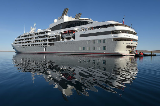 Ponant-Northwest-Passage-Bellot-Strait-Le-Boreal.jpg - Travel the Northwest Passage on Ponant's Le Boreal.