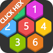 Click Hexagon -Fun puzzle game