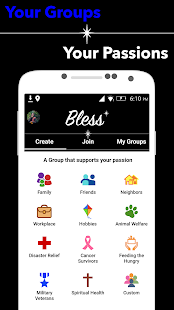 Download Bless - Uniting Humanity For PC Windows and Mac apk screenshot 6