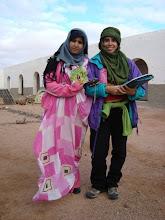 Photo: PILILLI participa en el Festival ARTifarititi, en el Sahara Occidental www.artifariti.org
