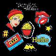 Pop Art Stickers - WAStickerApps apk