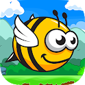 Bzz-bzz-bzz Bee Racing Arcade icon
