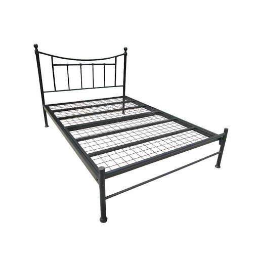 Bristol Double Ivory Bed Frame