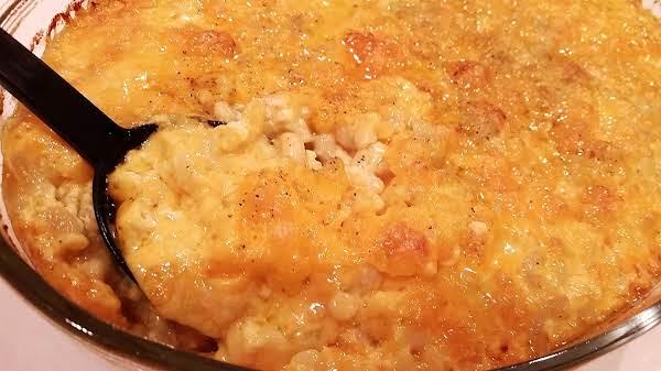 ~ Old Timey Macaroni & Cheese ~ Recipe