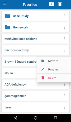 Oxford Medical Dictionary 9.1.283 screenshots 6