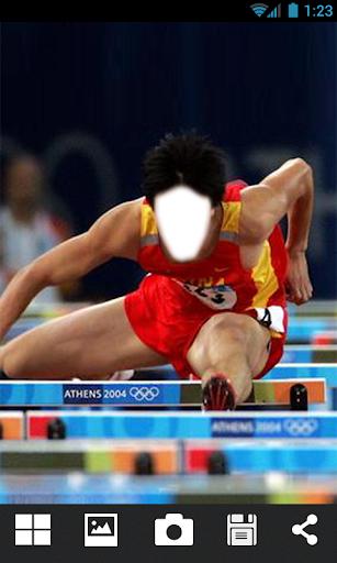 我是運動員