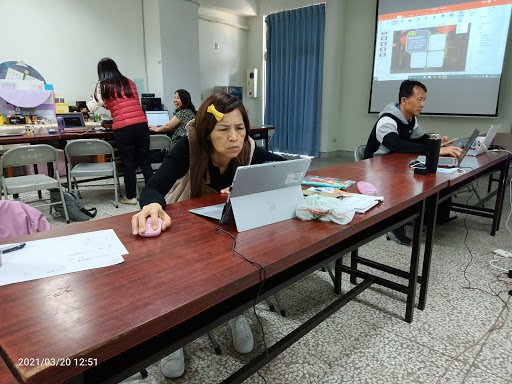 資訊素養導向教學與評量的實作練習