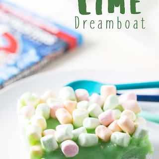 Lime Dreamboat Dessert