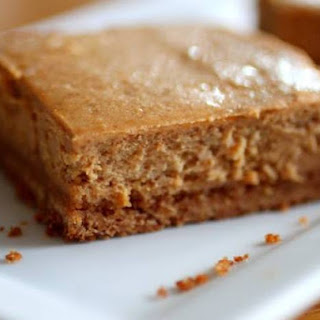Sweet Potato Cheesecake Bars.