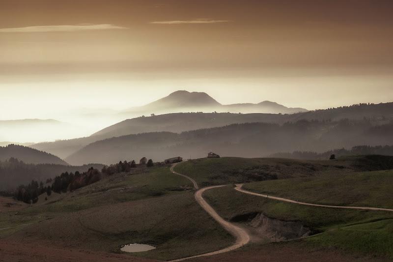 La montagna che emerge di AnUseless
