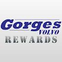 Gorges Volvo Rewards icon