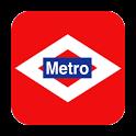 Metro de Madrid icon