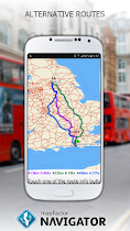 MapFactor GPS Navigation Maps - screenshot thumbnail 07