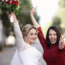 Wedding photographer Valeriya Kasperova (4valerie). Photo of 03.03.2018